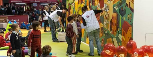 Festival de la Infància a la Fira de Barcelona