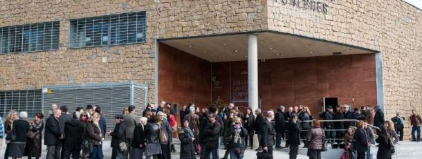 Trasllat del  Museu de Carrosses Funeràries