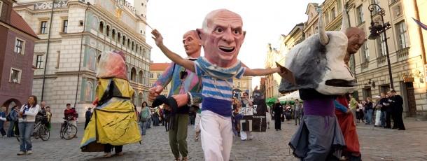 Mostra de Cultura Popular a Poznan