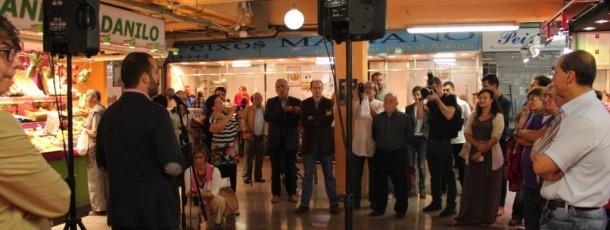 Inauguració Mercat de Sant Martí