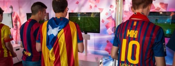 Fan's Zone Final Copa del Rei 2015