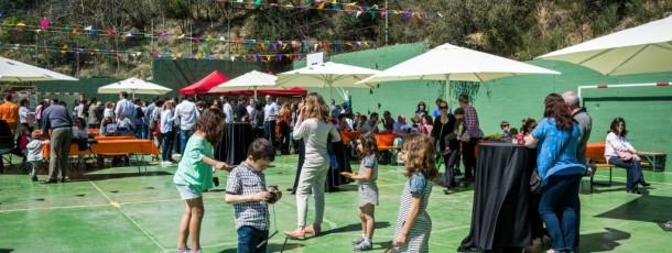 Festa del 60 aniversari de l'escola Sant Gregori