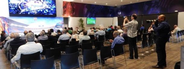 Exposició Itinerant FCB – Nou Camp Nou